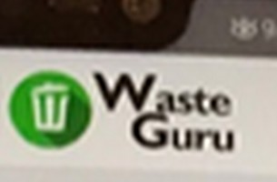 Click & sort with the WasteGuru app